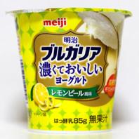 濃くておいしいヨーグルト レモンピール味カロリー・価格詳細情報
