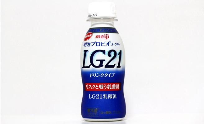 プロビオヨーグルトLG21(ドリンクタイプ)