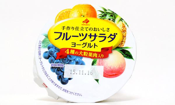 フルーツサラダヨーグルト