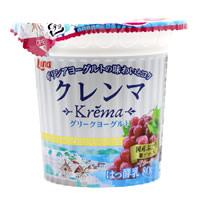 クレンマ グリークヨーグルト国産ぶどう果汁ソースカロリー・価格詳細情報