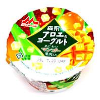 森永アロエ&ヨーグルト あじわいマンゴー果肉入りカロリー・価格詳細情報